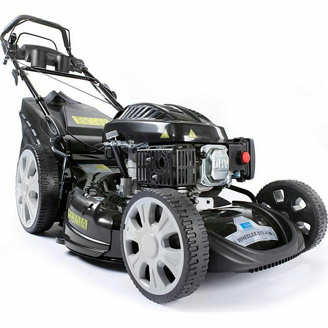 Güde Big Wheeler 515 4in1 Blackline Benzin-Rasenmäher