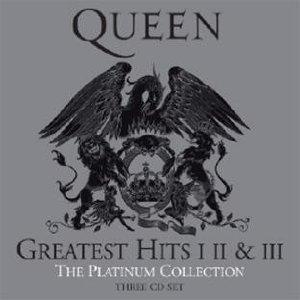 Queen Platinum Collection I, II und III, 3 CDs Greatest Hits Remastered Box Set  2011 für 11,97 €