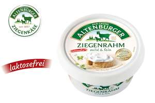 ALLES KÄSE (1,00 € Cashback über Scondoo auf Der grüne Altenburger Ziegenrahm)