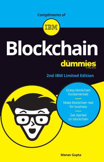 Blockchain for dummies - Gratis E-Book 2. Auflage