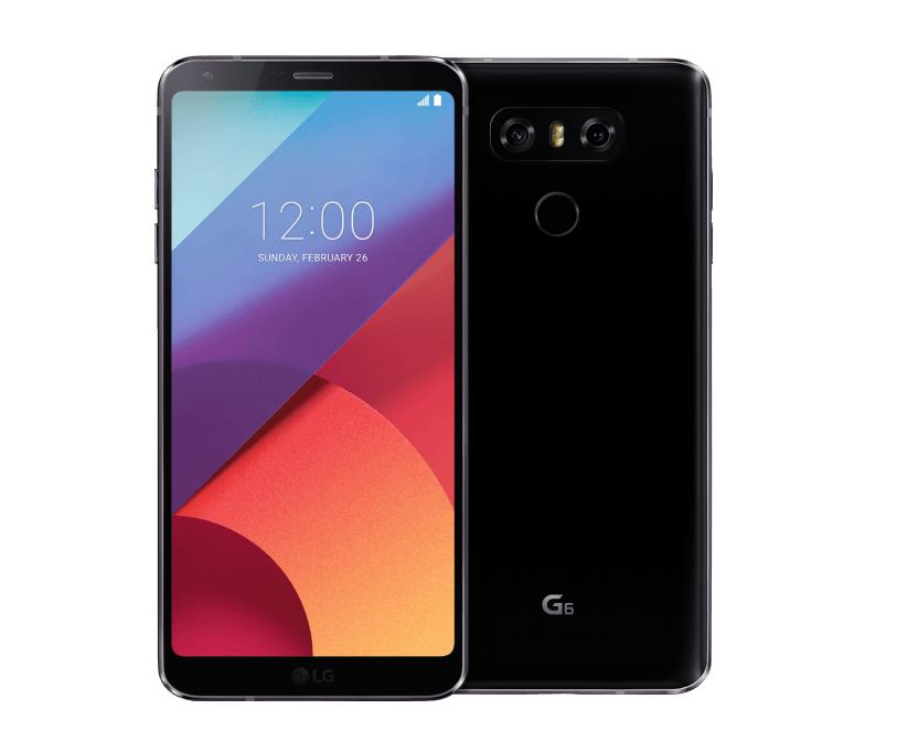 LG G6 32GB schwarz ab 21.09. Media markt