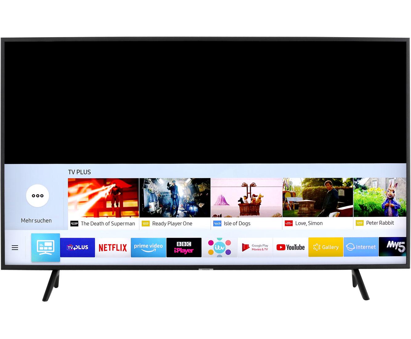 [ao.de oder Ebay] Samsung NU7179 163 cm (65 Zoll) LED Fernseher (Ultra HD, HDR, Triple Tuner, Smart TV)