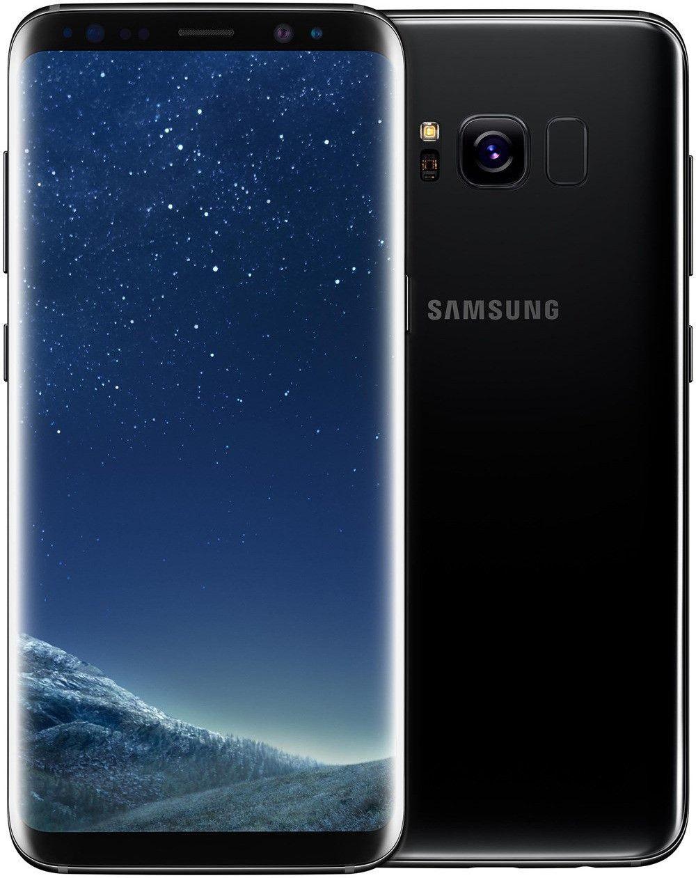 Samsung Galaxy S8 64GB in allen Farben verfügbar