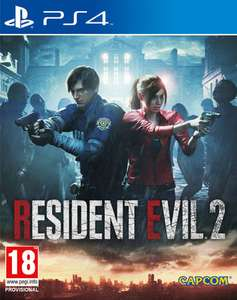 Resident Evil 2 Remake (PS4 & Xbox One) für je 44,99€ (ShopTo)