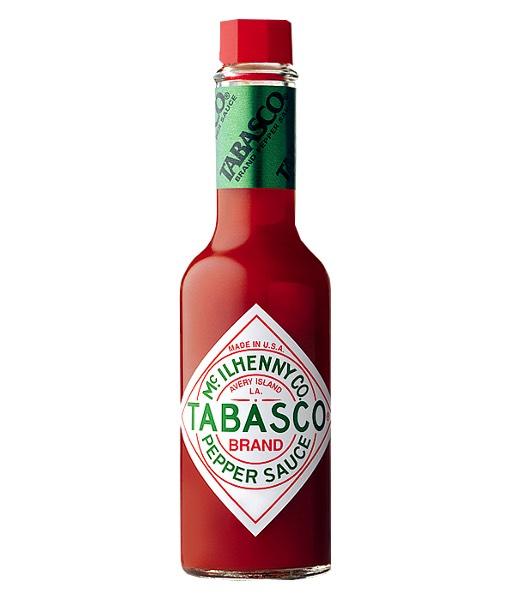 Original Tabasco Pepper Sauce 60ml Flasche 1,89€ ab 05.10.18 bei Aldi Süd