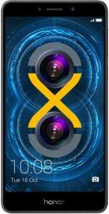 Honor 6X Smartphone (13,97 cm (5,5 Zoll) Full HD Display, 32 GB Speicher, Android, Dual SIM, 2.1GHz OctaCore-CPU, 12MP Dual-Kamera, Grau) für 126,04€ versandkostenfrei (Media Markt)