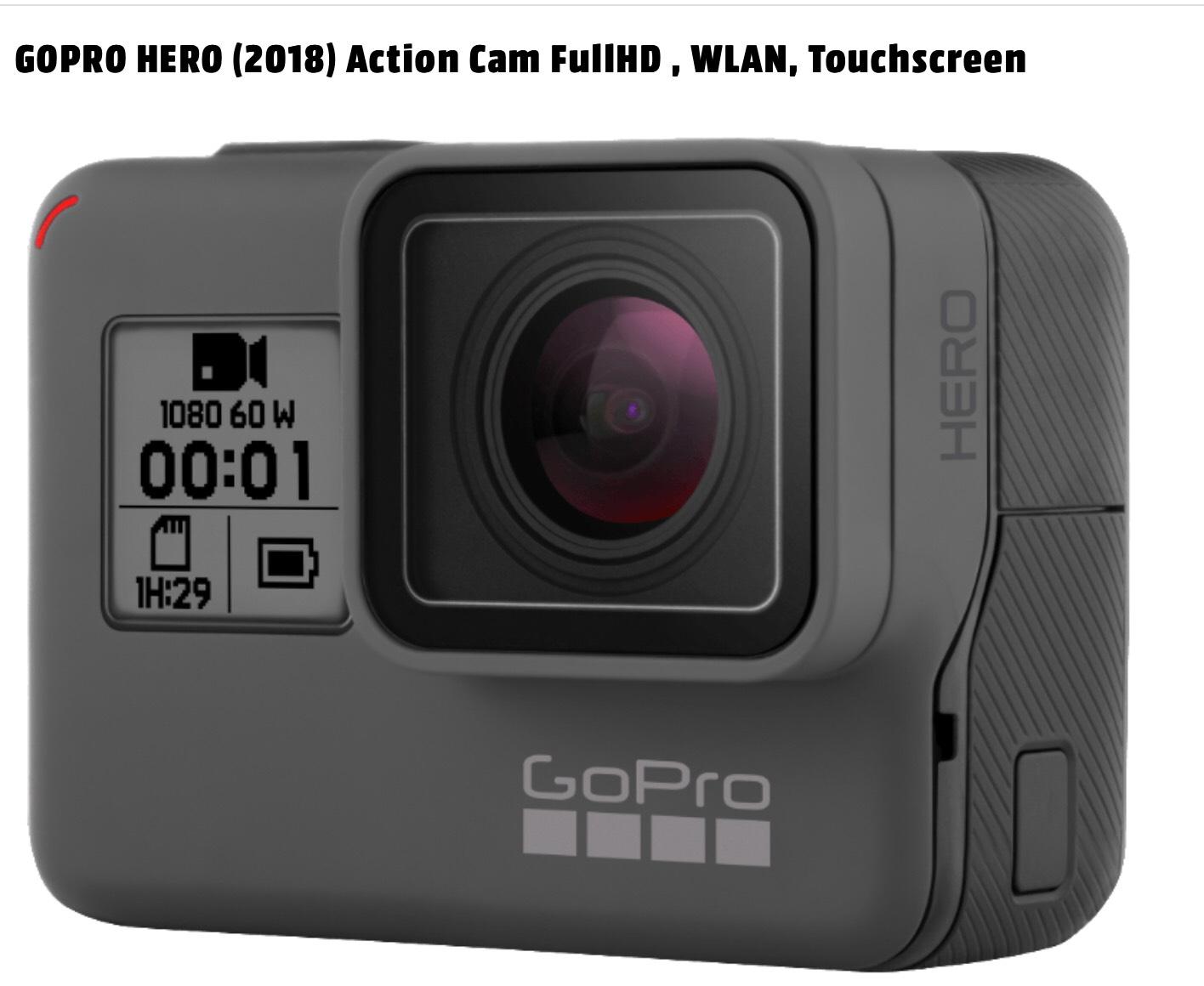 GoPro Hero 2018 (Hero 5)
