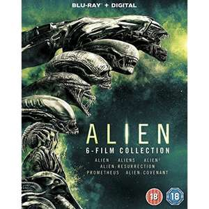 Alien 1-6 Blu-ray Collection