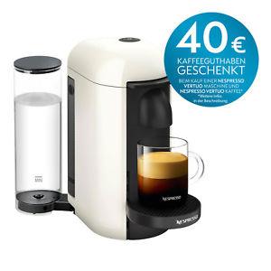 Nespresso Vertuo Maschine von Krups XN9031 + 40EUR Nespresso-Guthaben - ebay