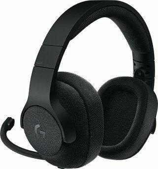 Logitech G433 Kabelgebundene Gaming Over-Ear Kopfhörer - DTS 7.1 (Amazon.it)