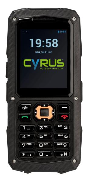 [Rakuten] Cyrus CM8 Outdoor Handy 17% Preisvorteil mit Rabatt-Code