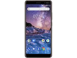 [Mediamarkt / Saturn] NOKIA 7 Plus DS 64 GB Schwarz Dual SIM