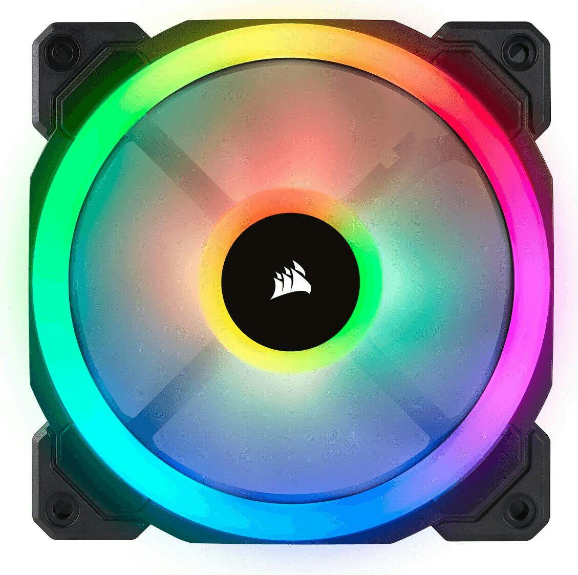 Corsair LL120 RGB LED PWM - Gehäuselüfter (NBB)