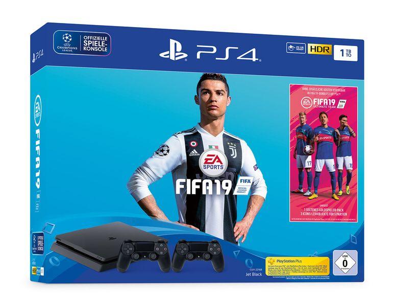 [Lidl.de] Playstation 4 Pro 1TB Fifa Bundle VORBESTELLUNG inkl. VSK