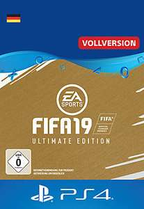 Fifa 19 Ultimate Edition PS4