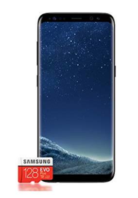 Samsung Galaxy S8 für 352,09€ & inkl. Samsung Evo Plus microSDXC 128 GB für 375€ (Amazon)