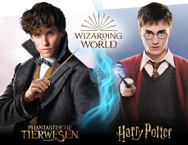 "ToysRus - Kostenloses Harry-Potter LEGO Set beim ""Wizarding World Event"" am 06.10."