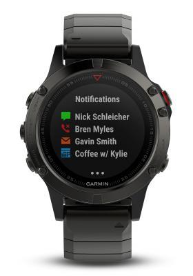 Verschiede Garmin Fenix 5 Smartwatches 27 % reduziert
