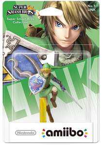 Nintendo Amiibo: Link - Super Smash Bros No. 5 - The Legend Of Zelda