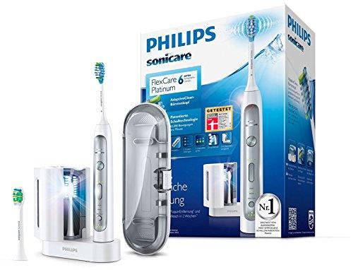 Philips Sonicare FlexCare Platinum Elektrische Zahnbürste HX9172/15