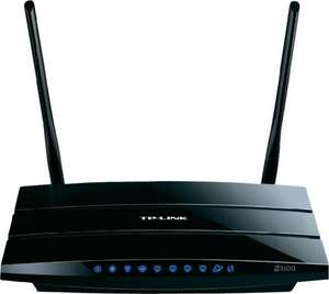 TP-Link TL-WDR3600 Gigabit Router, Dual Band (600 mbit), 2x usb 2.0, OpenWrt