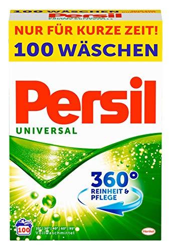 [Amazon] Persil (6,5 kg) 100 Waschladungen 15,5ct/WL