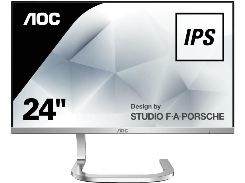 [Media Markt] AOC PDS241 23.8 Zoll Full-HD Monitor HDMI (Porsche Design)