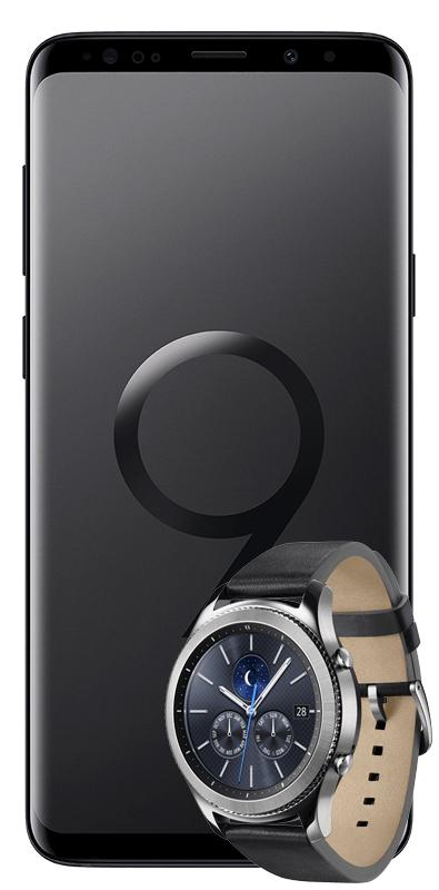 [Telekom/Vodafone] Samsung Galaxy S9+ Duos + Samsung Gear S3 Classic/Frontier + Samsung Galaxy Tab E 9.6 mit 4GB + Tel.-Flat