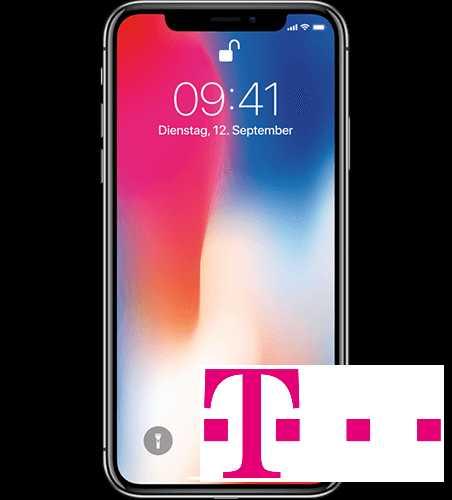 Telekom Magenta L 10GB mit StreamOn Music&Video u. iPhone X - Gibts was besseres?