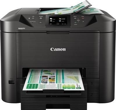 [@Amazon] Canon Maxify MB5450 4-in-1 Farbtintenstrahl-Multifunktionsgerät