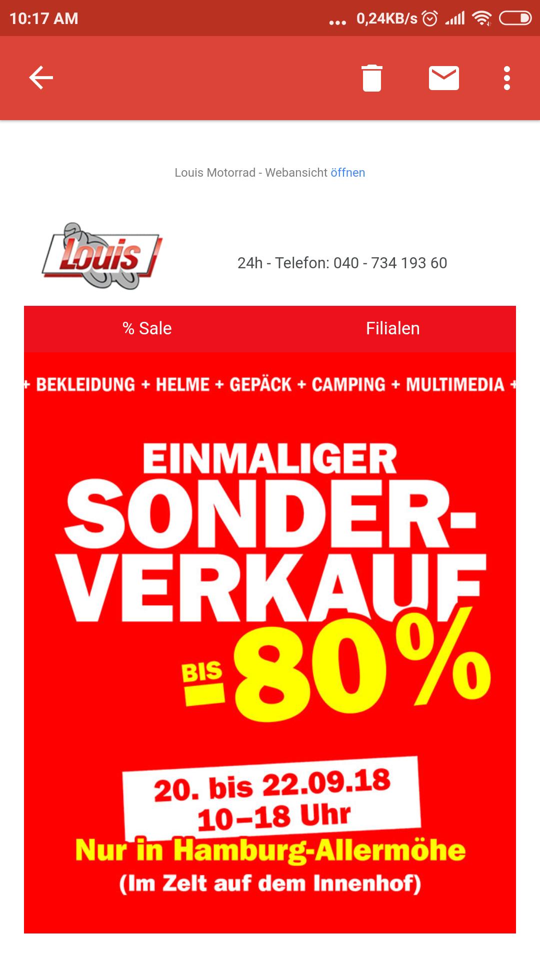 Louis Zeltverkauf in Hamburg : Nordkap Madal ab 50 €
