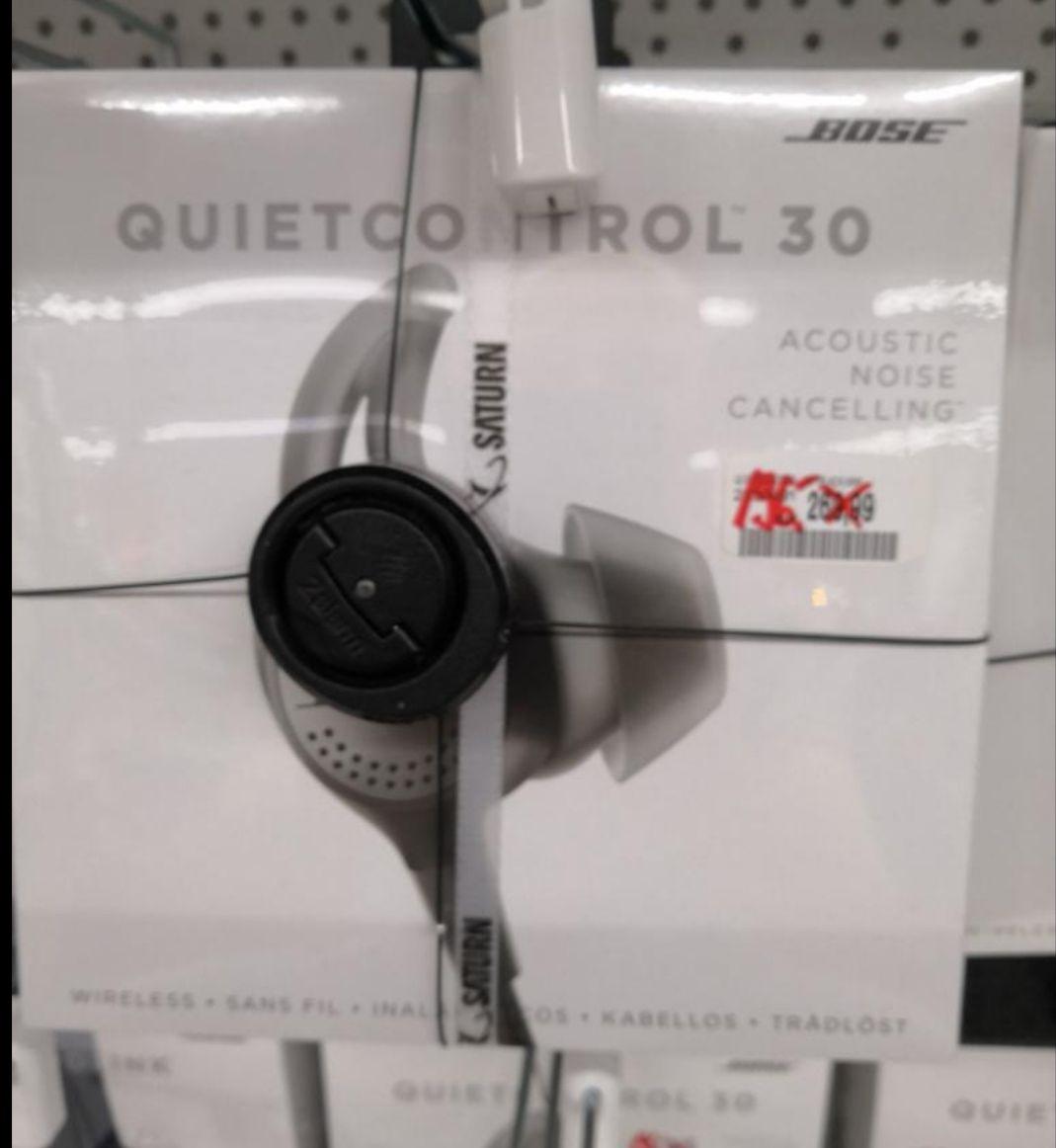 Bose quietcontrol 30 Saturn Mülheim