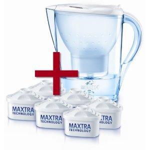 Brita Wasserfilter Marella Cool inklusive 6 Kartuschen für 27,95 Euro