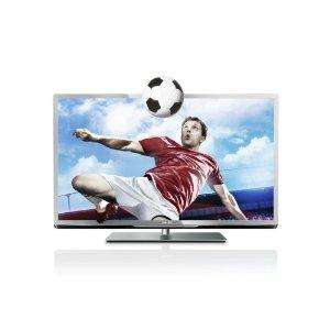 Philips 40PFL5507K/12 102 cm (40 Zoll) 3D LED-Backlight-Fernseher + Philips 3D Blue-Ray Player