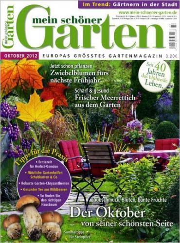 Mein Schöner Garten - 9 Monate kostenlos