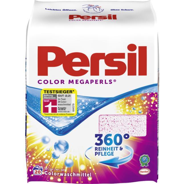 [Rossmann Coupon] Persil Color Megaperls 20+2 WL