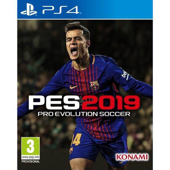 Pro Evolution Soccer 2019 (PS4) für 30,55€ (Coolshop & Base.com)