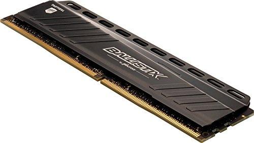 Crucial Ballistix Tactical DIMM 8GB, DDR4-3000, CL15-16-16, DUAL RANK
