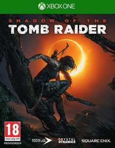 Shadow of the Tomb Raider (Xbox One & PS4) für je 43,58€ (HD Gameshop)