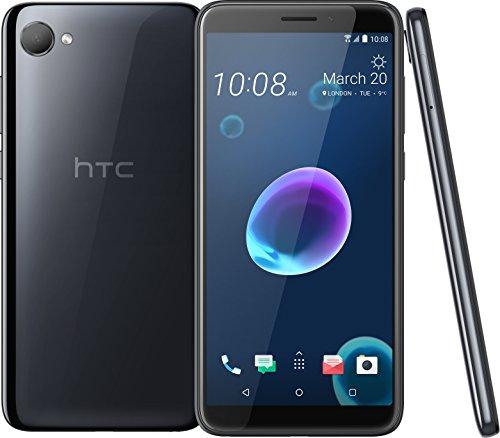 [Amazon.de]HTC Desire 12, 5,5 Zoll HD+ IPS-Display, 32GB interner Speicher und 3GB RAM, Dual-Sim, Android 7