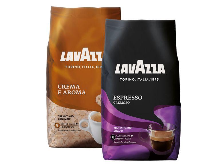 [LIDL offline] Lavazza Ganze Bohnen 1kg (ab 4.10.)
