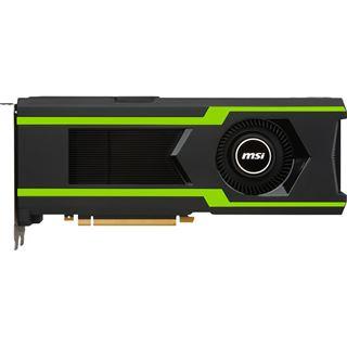 11GB MSI GeForce GTX 1080 Ti AERO