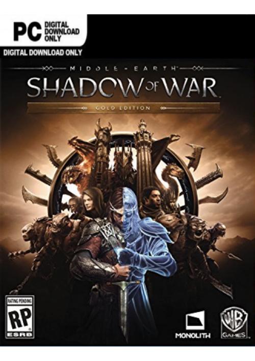 Mittelerde: Schatten des Krieges Gold Edition (Steam) für 13,28€ (CDkeys)