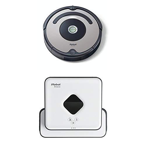 [Amazon - Angebot des Tages] iRobot Roomba 615 & Braava 390t