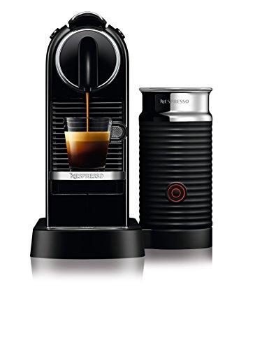 De'Longhi Nespresso Kapselmaschine mit Milchaufschäumer bei Amazon