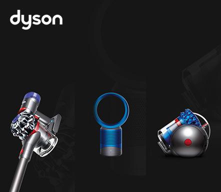 Für Dyson Fans - 3 Produkte zum auswählen - Animal Extra Dyson, Pure Cool Link Dyson, Cinetic Big Ball Musclehead