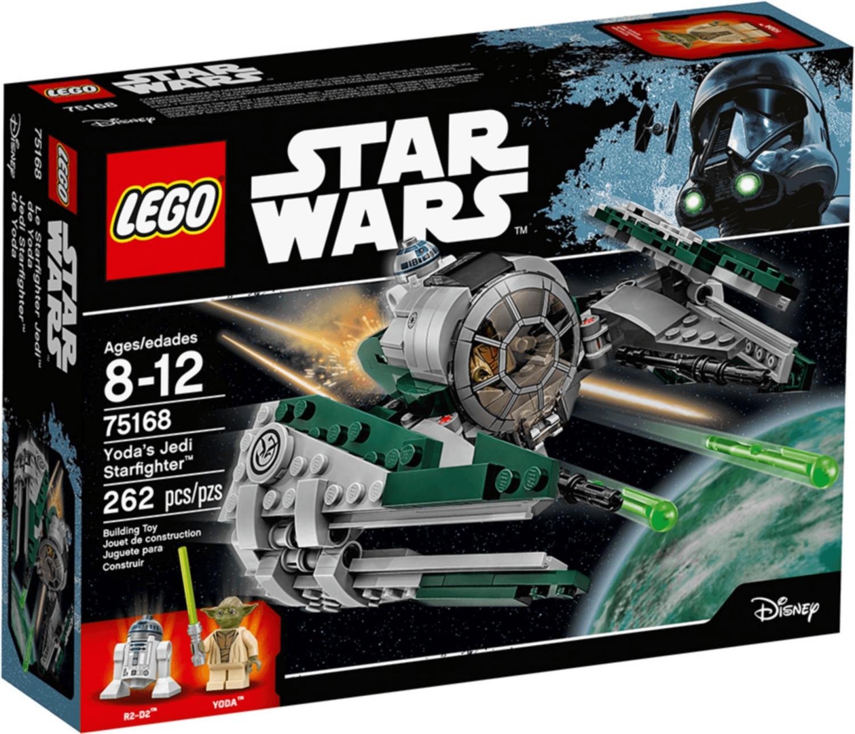 [Lokal Rossmann Kiel] LEGO Star Wars - Yoda's Jedi Starfighter (75168)