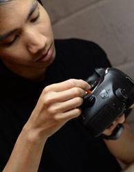 Kostenlose Sensor Reinigung für Canon, Sony und Nikon Spiegelreflex Kameras beim Oktoberfest [Calumet - Lokal in allen Filialen]