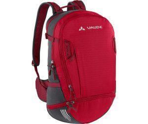 VAUDE Bike Alpin 25+5 L & 30+5L Rucksack indian red/salsa