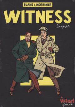 Kriminalfälle lösen im Logik-/Partyspiel Witness für 4 Spieler